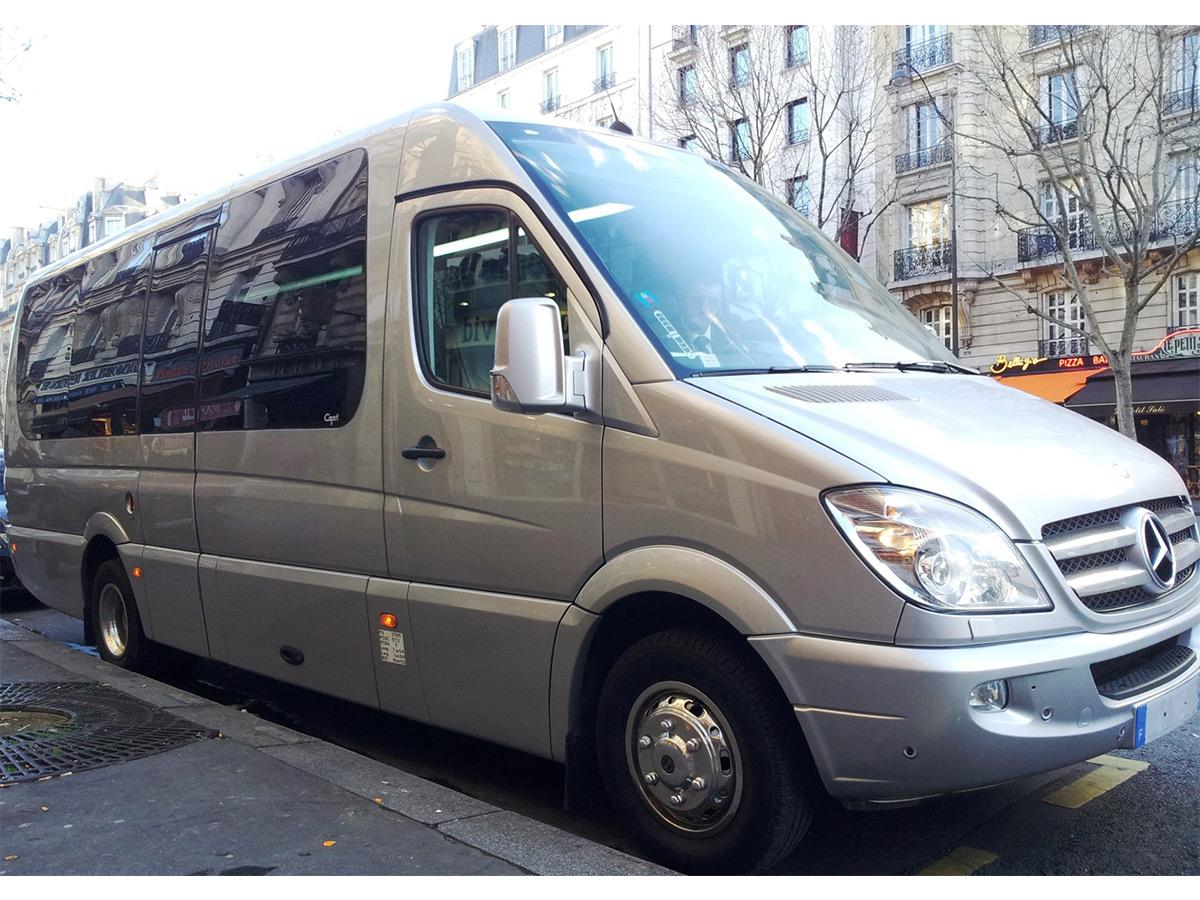 Location de minibus a lyon
